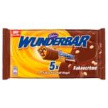 Cadbury Wunderbar Kakao-Karamell-Riegel 185g