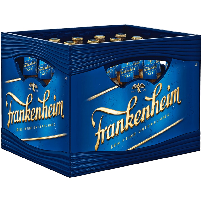 Frankenheim Alt 20x0,5l