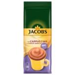 Jacobs Cappuccino Choco Vanille, Kaffeespezialitäten im Nachfüllbeutel 500g