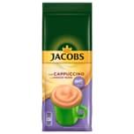 Jacobs Cappuccino Choco Nuss, Kaffeespezialitäten im Nachfüllbeutel 500g