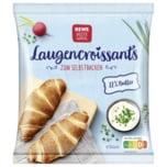 REWE Beste Wahl Laugencrossaints mit Butter 360g