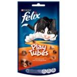 Purina Felix Play Tubes Huhn & Leber 8x50g