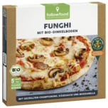 followfood Pizza Funghi mit Bio-Dinkelboden 285g