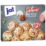 ja! Mini Pizza Salami 360g
