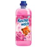 Kuschelweich Weichspüler Pink Kiss 1l, 33WL