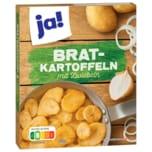 ja! Bratkartoffeln mit Zwiebel 400g