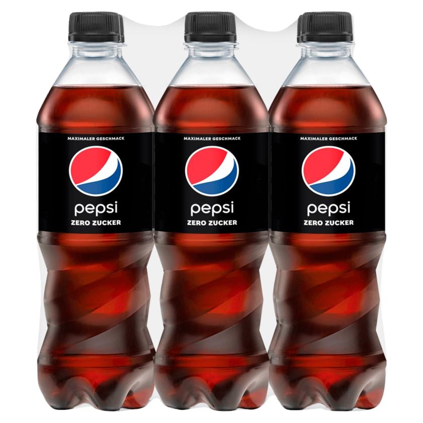 Pepsi Max 6x0,5l