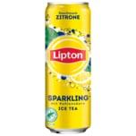 Lipton Sparkling Ice Tea Zitrone 0,33l