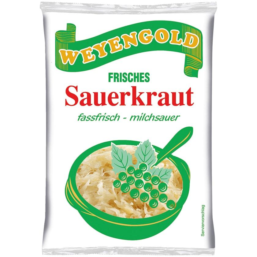 Leuchtenberg Weyengold Sauerkraut 500g