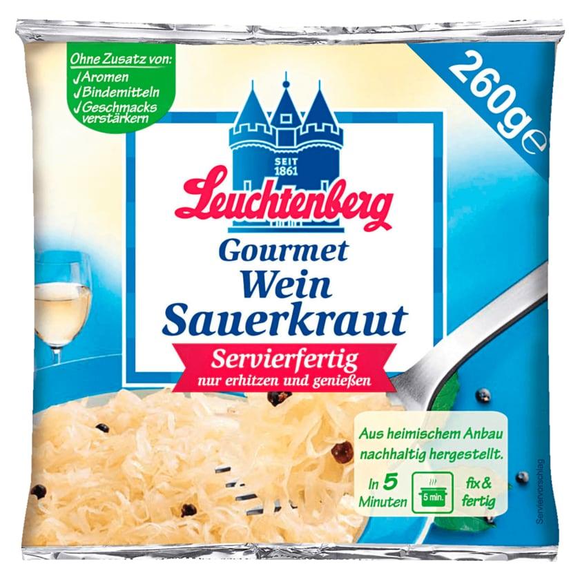 Leuchtenberg Gourmet Weinsauerkraut 250g