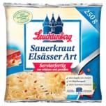 Leuchtenberg Sauerkraut mit Räucherspeck 250g