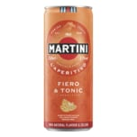 Martini Fiero & Tonic 0,25l