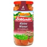 Böklunder Kleine Wiener mit Kalbfleisch 150g
