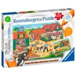 Ravensburger tiptoi Puzzle für kleine Entdecker: Bauernhof