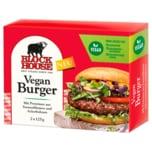 Blockhouse Vegane Burger-Patties 2x125g