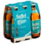 Gaffel Wiess 6x0,33l