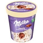 Milka Vanilla & Chocolate Heart 480ml