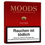 Dannemann Moods Premium Zigarillos Filter 20 Stück