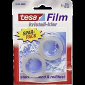 Tesa Tesafilm Kristallklar 2x10m