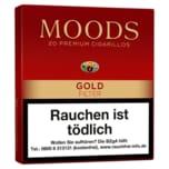 Dannemann Moods Premium Zigarillos Gold Filter 20 Stück