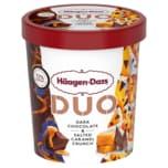 Häagen Dazs Duo Dark Chocolate & Salted Caramel Crunch 420ml