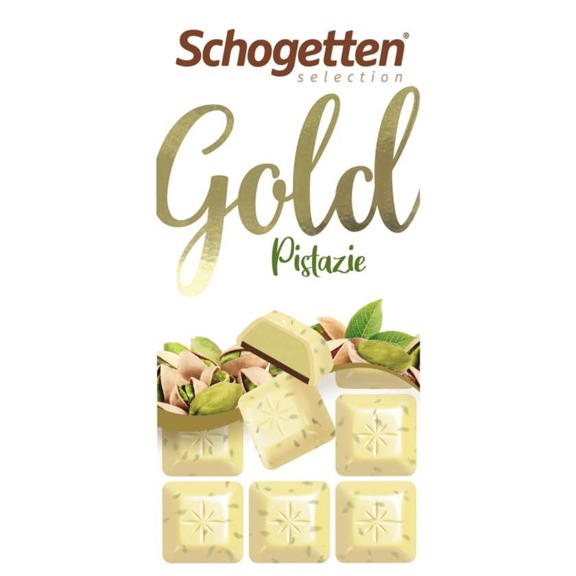 Schogetten Gold Pistazie 100g
