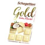Schogetten Gold Kokos Mandel 100g