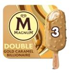 Magnum Double Gold Caramel Billionaire 3x85ml