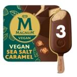MAGNUM Eis Sea Salt Caramel Vegan 3 x 90 ml