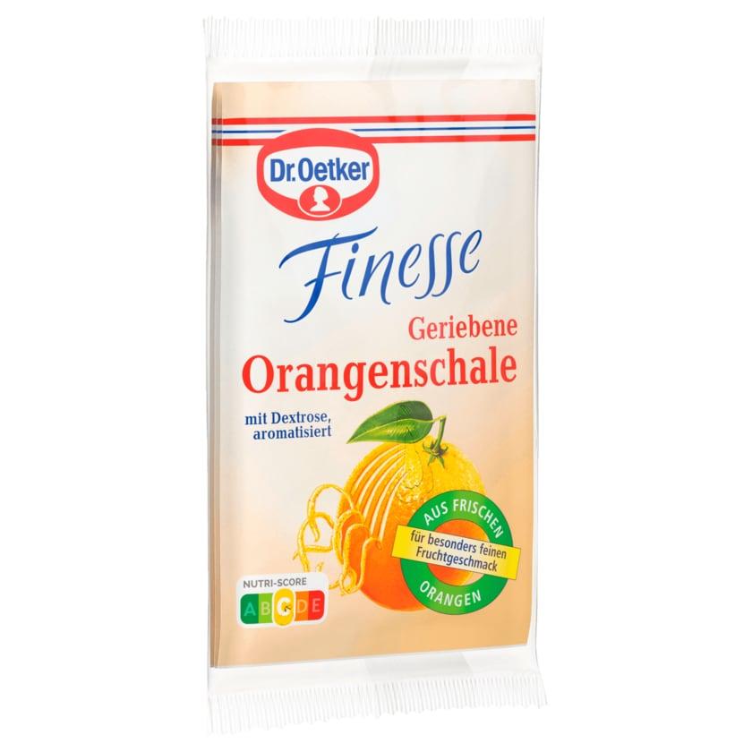 Dr. Oetker Finesse Geriebene Orangenschale 18g
