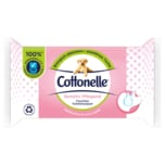 Cottonelle Feuchtes Toilettenpapier Sensitiv Pflegend 42 Stück