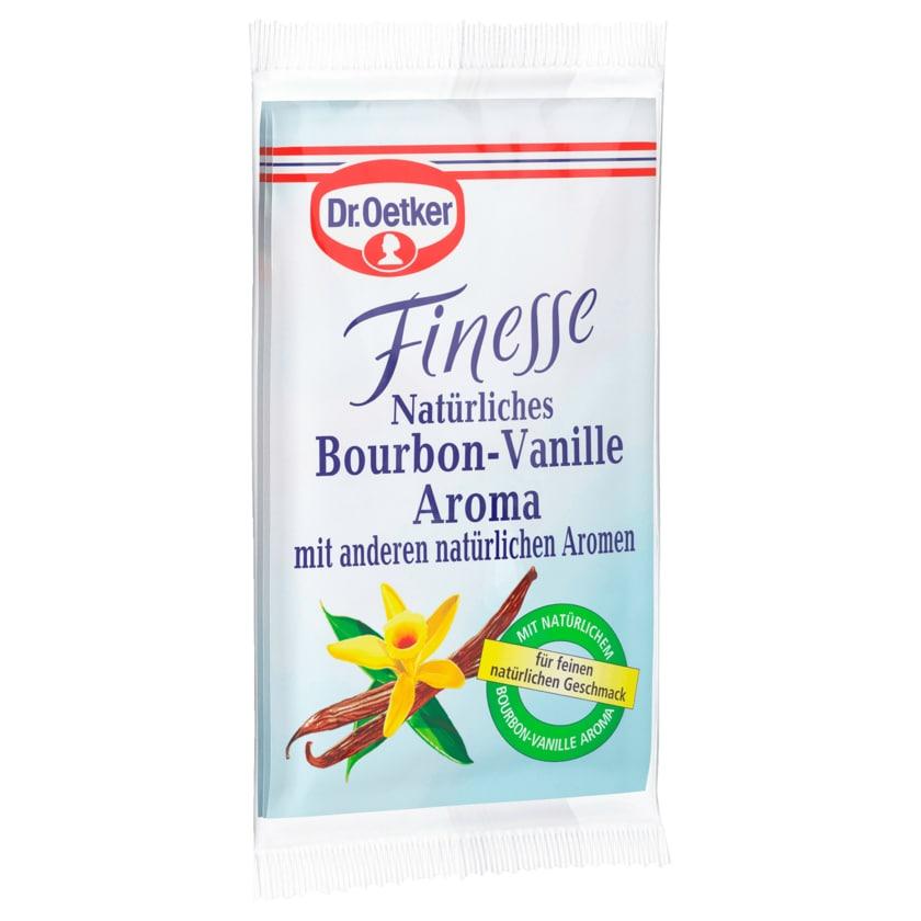Dr. Oetker Finesse Natürliches Bourbon-Vanille Aroma 10g