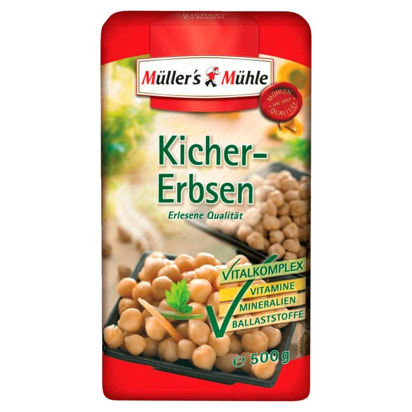 Müller's Mühle Kichererbsen 500g
