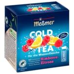 Meßmer Cold Tea Himbeere-Zitrone 38,5g, 14 Beutel