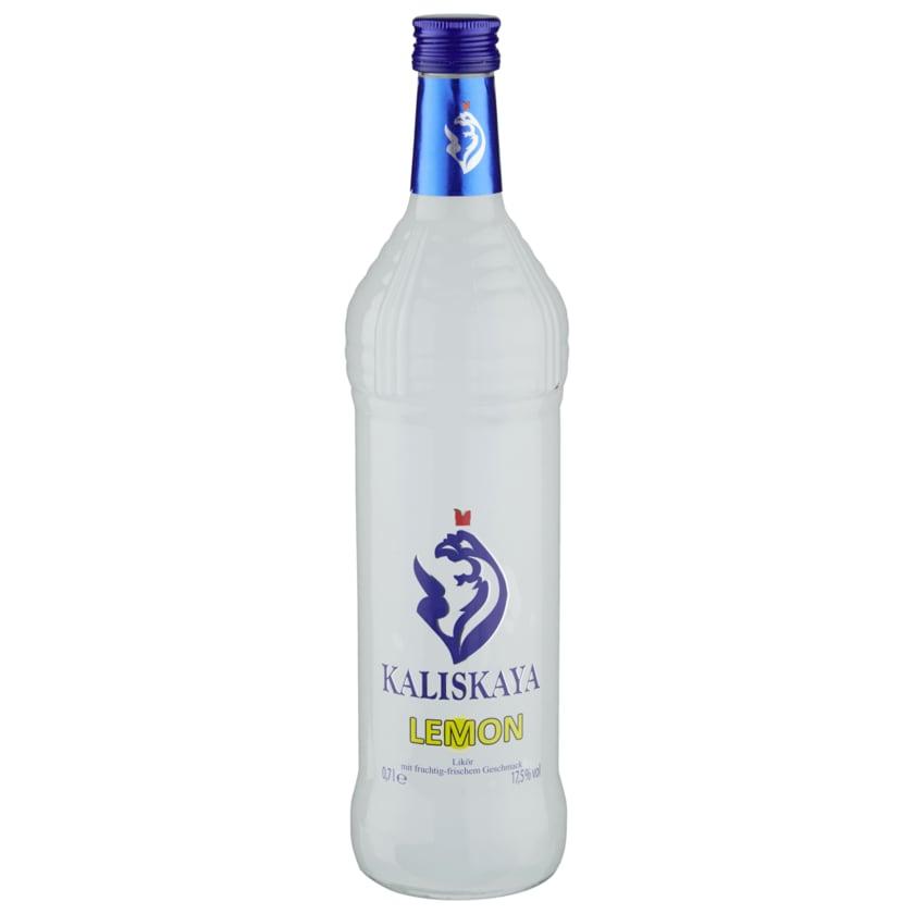 Kaliskaya Wodka Lemon 0,7l