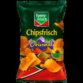Funny-frisch Chipsfrisch Oriental 175g
