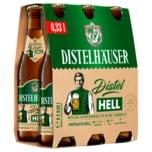 Distelhäuser Distel Hell 6x0,33l