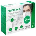 Medisana FFP2 Atemschutzmaske RM100, 10 Stück
