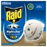 Raid Insektenschutz Night & Day Trio Stecker + Nachfüller