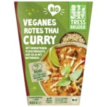 Tress Brüder Bio Veganes Bio Rotes Thai Curry 420g