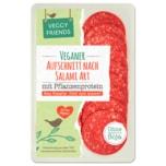 Veggy Friends Veganer Aufschnitt nach Salami Art 80g
