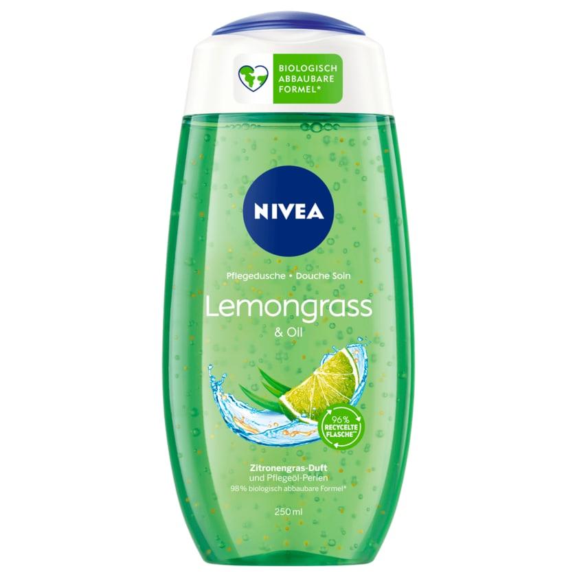 Nivea Duschgel Lemongrass & Oil 250ml