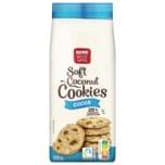 REWE Beste Wahl Soft Coconut Cookies Cocos 210g