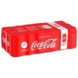 Coca-Cola Dose Vorratspack 18x0,33l