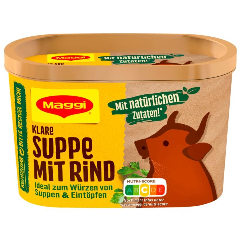 Maggi Klare Suppe mit Rind für 16l