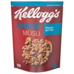 Kellogg's Crunchy Müsli Peanut Butter 400g