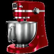 AEG Küchenmaschine UltraMix KM54WR Rot 4,8l mit Griff + 2,9l