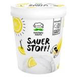 Gustavo Gusto Sauer Stoff! Zitronensorbet vegan 500ml