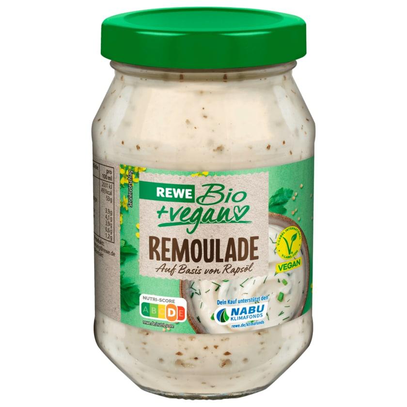 REWE Bio + vegan Remoulade 250g
