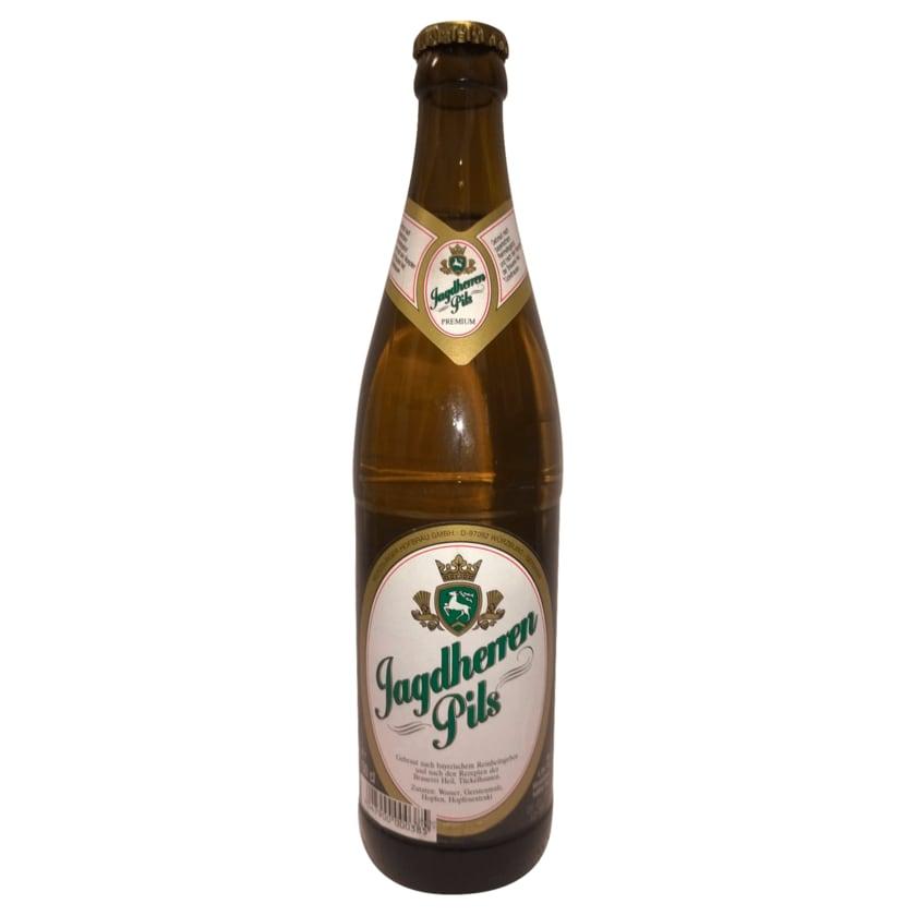 Würzburger Jagdherren Pils 0,5l